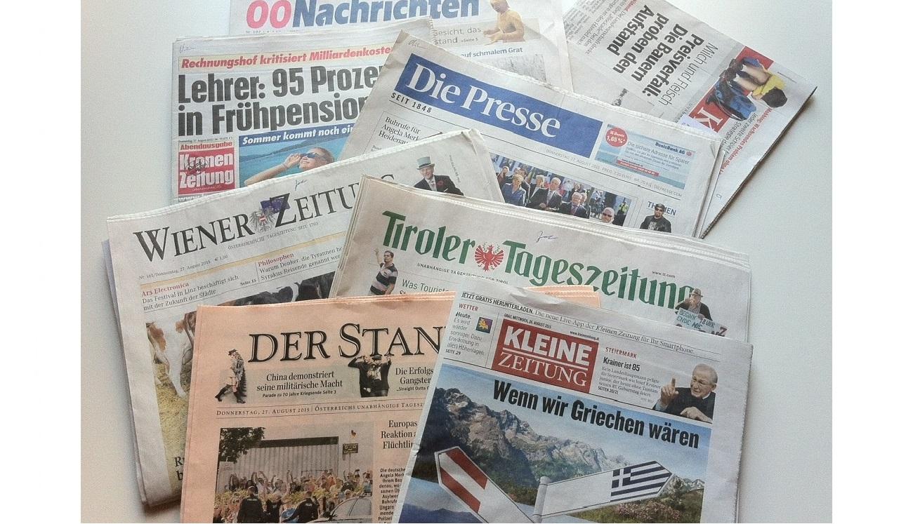 österreich Tageszeitung