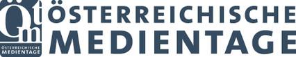 Logo der österreichischen Medientage
