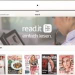 read.it - Digitaler Zeitungskiosk