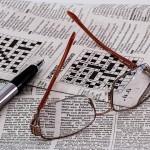 Zeitung_Kreuzworträtsel Media Qualitäten 2015