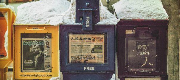 Zeitungsständer_Auflagenzahlen