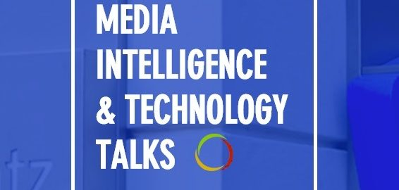 MITT 2016, Media Intelligence & Technology Talks