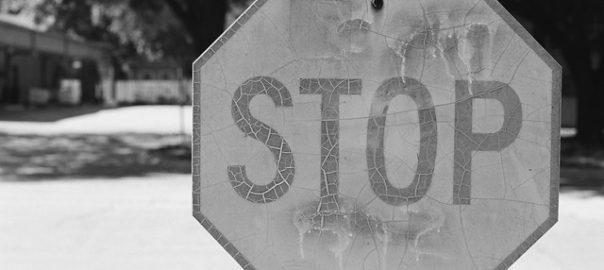 stop-zeichen adblocker