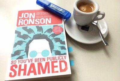 """So You've Been Publicly Shamed"" Jon Ronson"