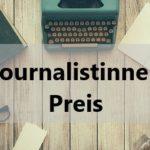 Journalistinnen-Preis