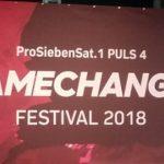 4GAMECHANGERS Festival 2018