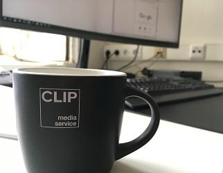 Ein Tag bei CLIP