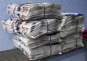 Bruttowertschöpfung von Printmedien