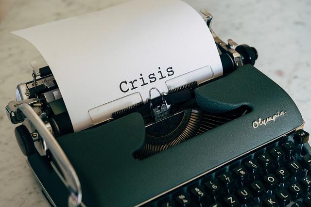 Journalismus in der Krise