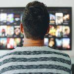 Fernsehen bei Jungen